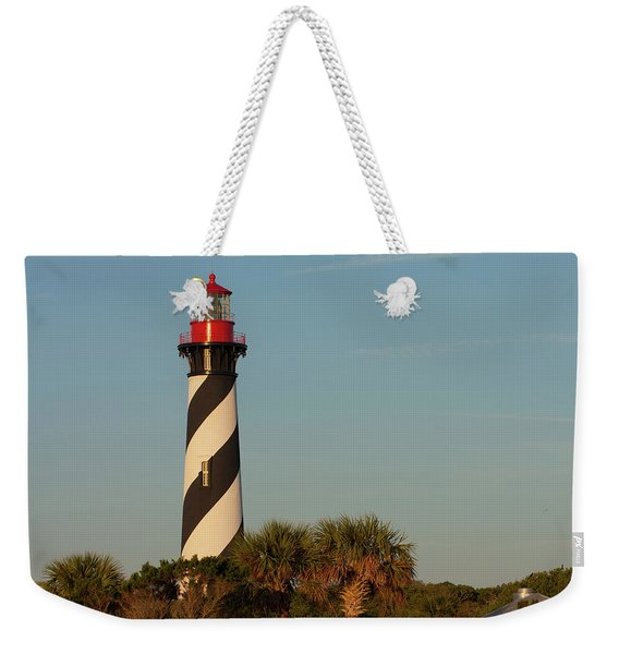 St. Augustine Lighthouse #3 Weekender Tote Bag