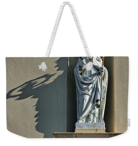 St. Augustine Of Hippo Weekender Tote Bag