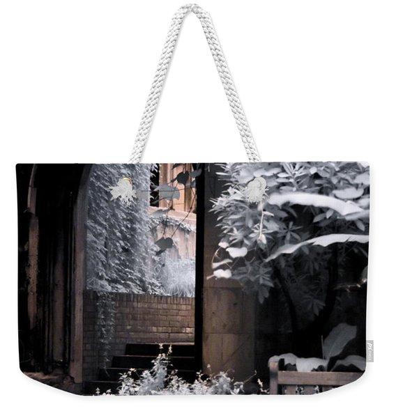 St Dunstan's In The East Weekender Tote Bag