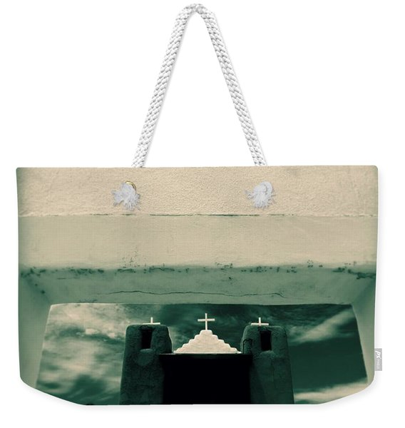 Channeling Ansel Weekender Tote Bag