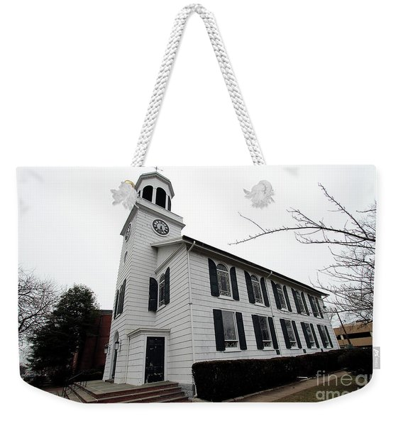 St. Georges Church Episcopal-anglican Weekender Tote Bag