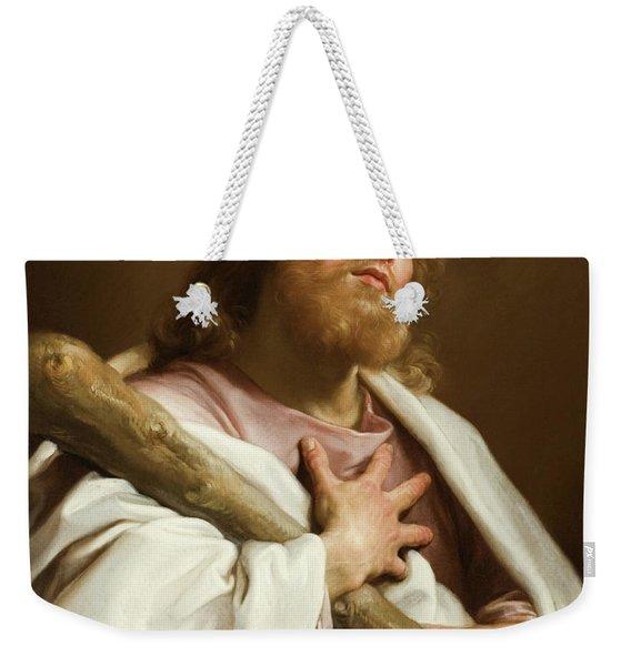 St James The Less Weekender Tote Bag