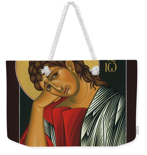 St. John The Apostle 037 Weekender Tote Bag