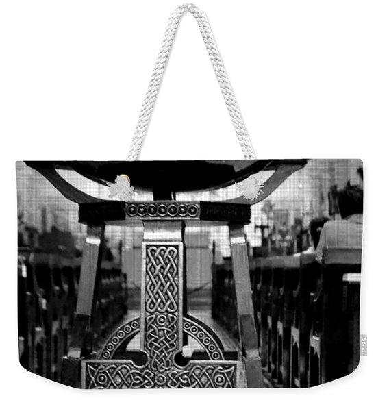 St. John's Church Weekender Tote Bag