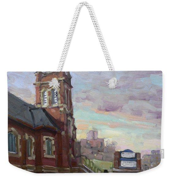 St John's Dixie  Weekender Tote Bag