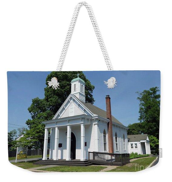 St Johns Ev Lutheran Church  Weekender Tote Bag