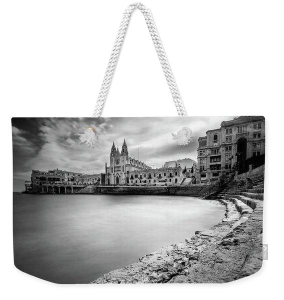 St. Julian's Bay Weekender Tote Bag