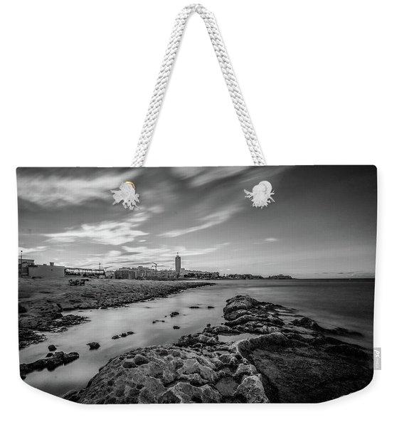 St. Julian's Bay View Weekender Tote Bag
