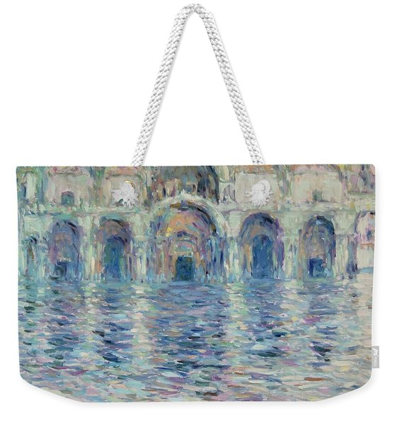 st-Marco square- Venice Weekender Tote Bag