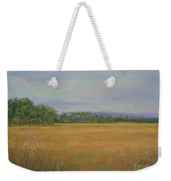 St. Marks Refuge I - Autumn Weekender Tote Bag