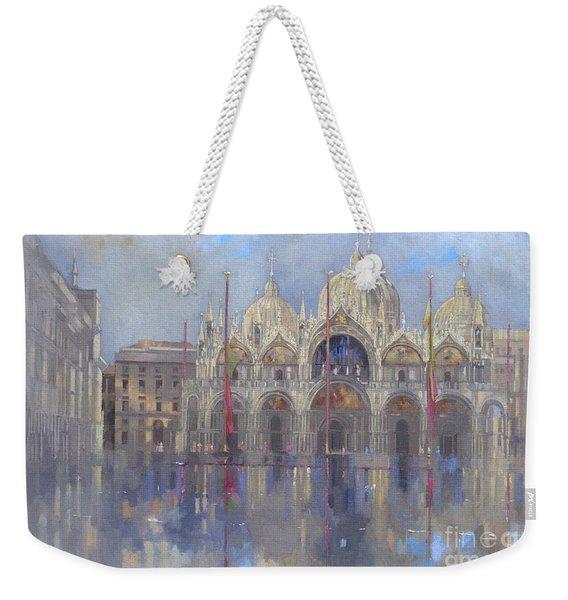 St Mark's -venice Weekender Tote Bag