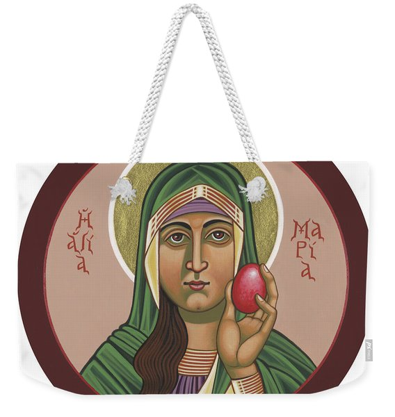St Mary Magdalen Preaches To Pontius Pilate 292 Weekender Tote Bag