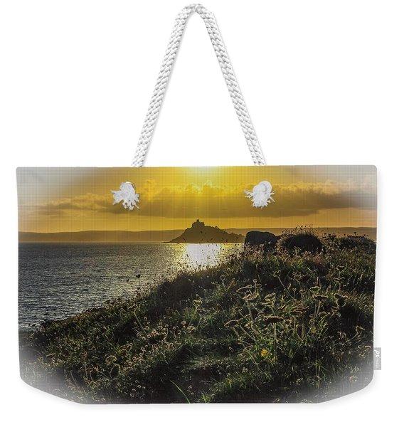 St Michaels Mount  Weekender Tote Bag