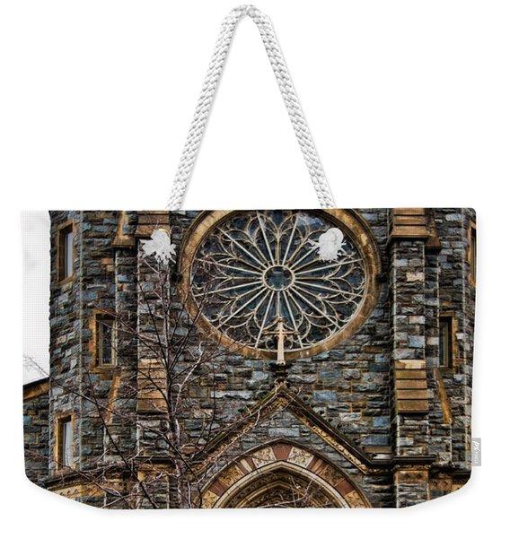 St. Patrick's Church Weekender Tote Bag