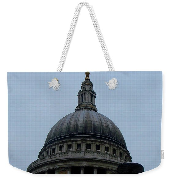 St. Paul's Cathedral Dome Weekender Tote Bag
