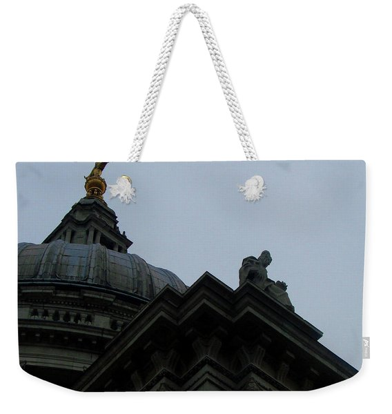 St. Paul's Cathedral Weekender Tote Bag