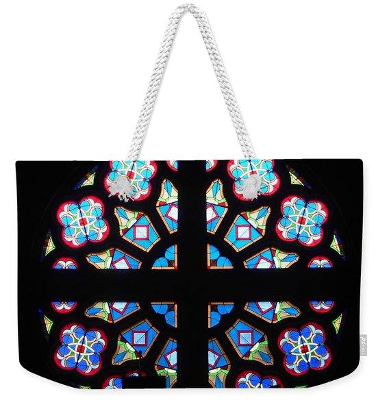 St. Rose Of Lima Church Weekender Tote Bag