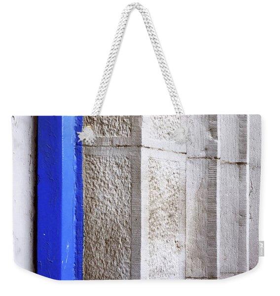 St. Sylvester's Doorway Weekender Tote Bag