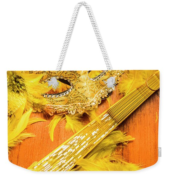 Stage And Dance Still Life Weekender Tote Bag