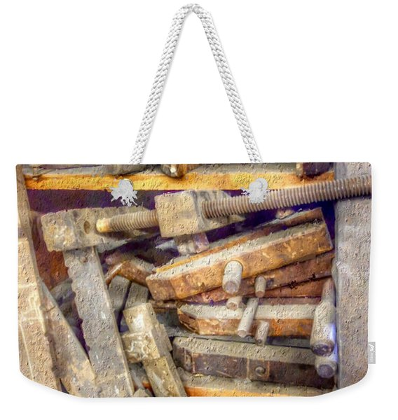 Stage Tools Weekender Tote Bag