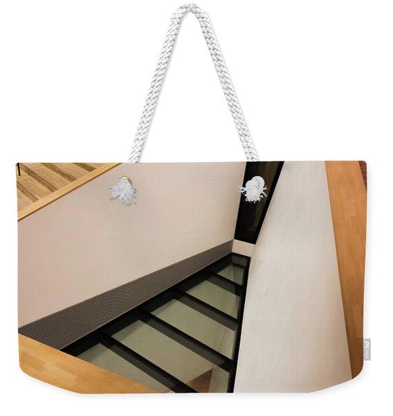 Staircase In Elbphiharmonic Weekender Tote Bag