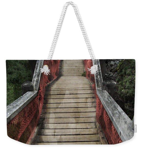 Stairs To Bliss Weekender Tote Bag