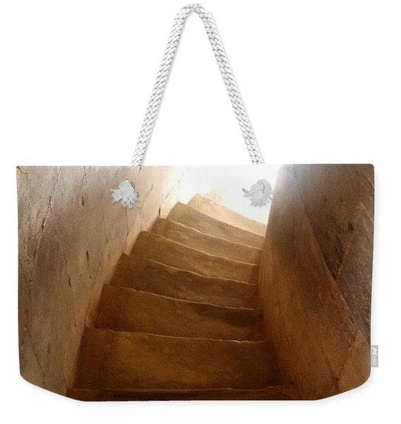 Stairway From Heaven Weekender Tote Bag