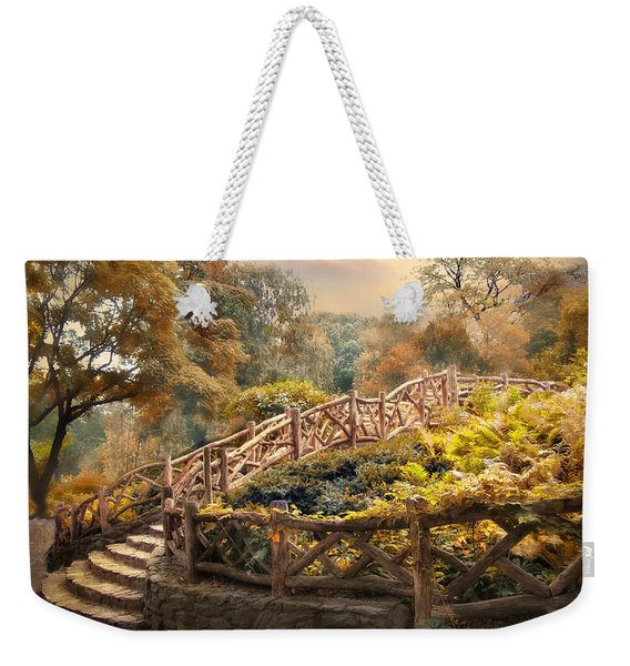 Stairway To Heaven Weekender Tote Bag