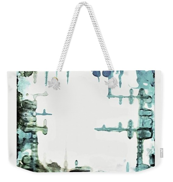 Stalactites #1  Weekender Tote Bag