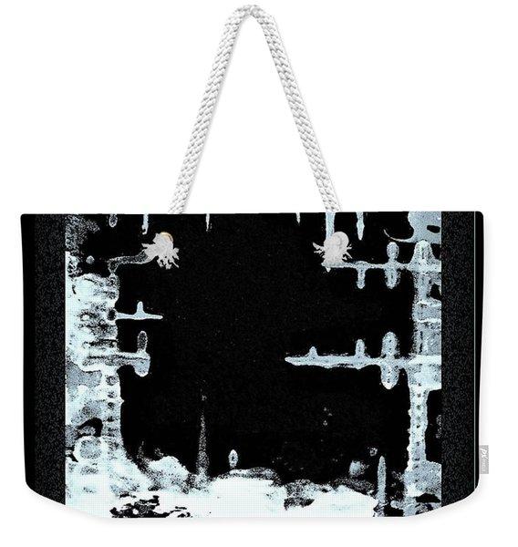 Stalactites #9 Weekender Tote Bag