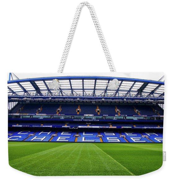 Stamford Bridge Weekender Tote Bag