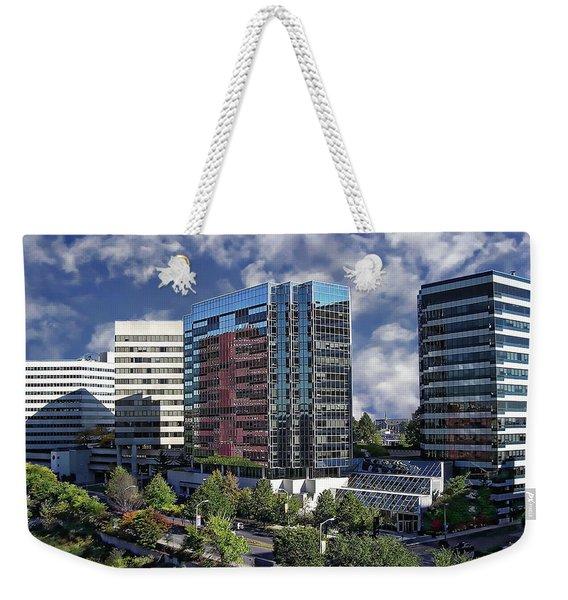Stamford City Center Weekender Tote Bag