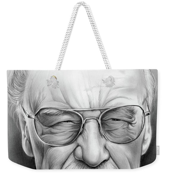 Stan Lee Weekender Tote Bag