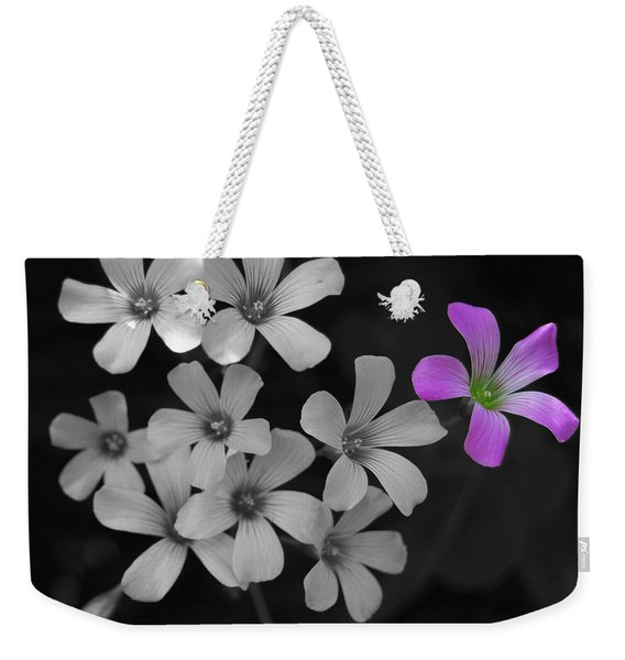 Stand Up Stand Out Weekender Tote Bag