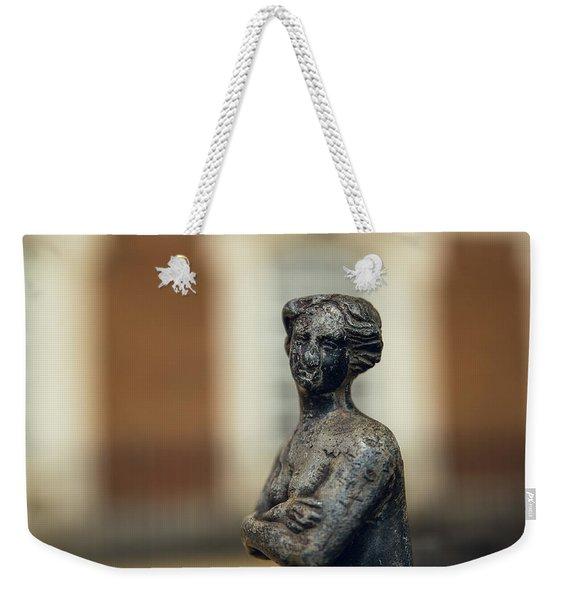 Standing Alone Weekender Tote Bag