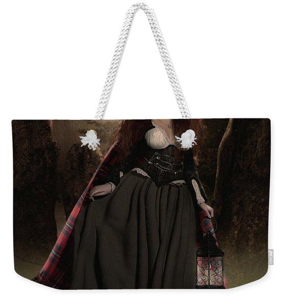 Standing Stones Weekender Tote Bag
