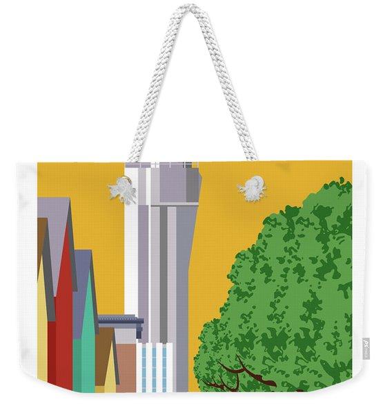 Stapleton Summer Weekender Tote Bag