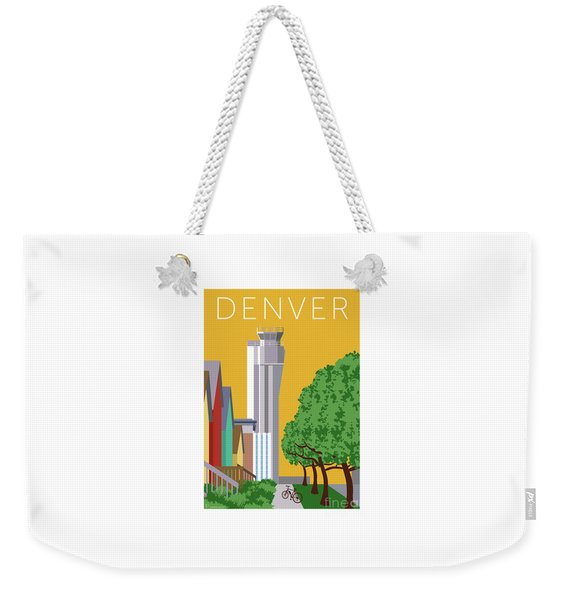 Stapleton Summer Weekender Tote Bag
