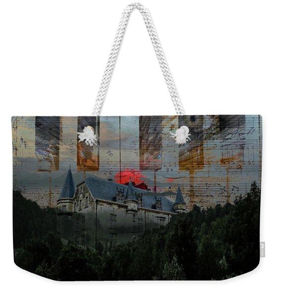 Star Castle Weekender Tote Bag