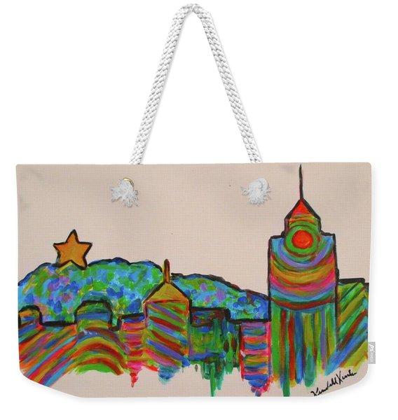 Star City Play Weekender Tote Bag
