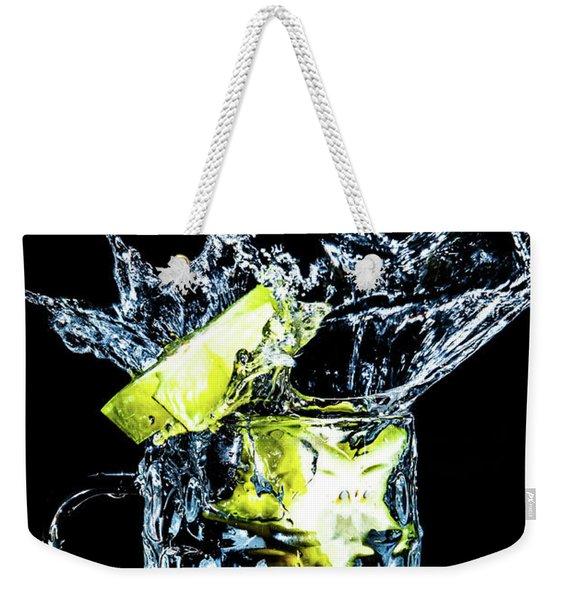 Star Fruit Splash Weekender Tote Bag