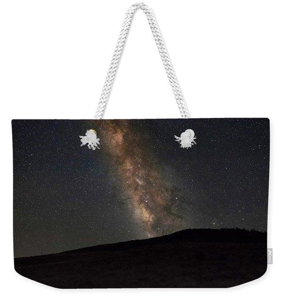 Star Gazing Weekender Tote Bag