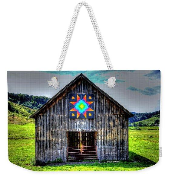 Star Of Bethlehem Weekender Tote Bag