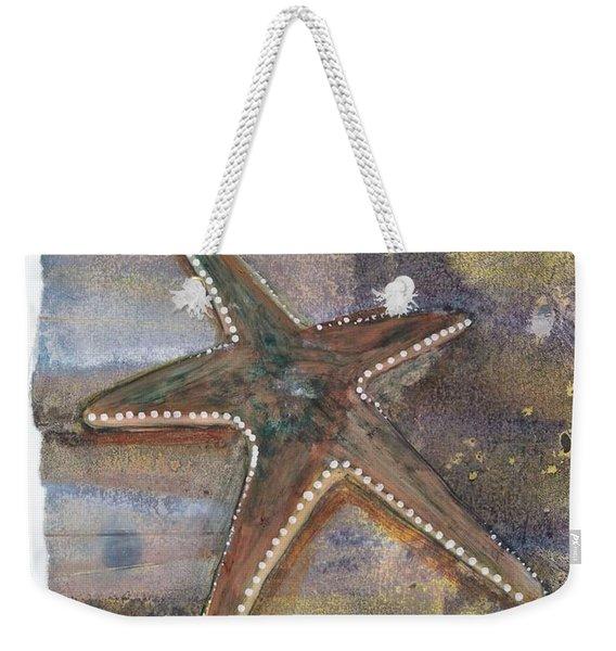 Star Of The Ocean Weekender Tote Bag