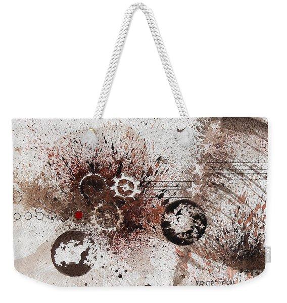Star Power Weekender Tote Bag