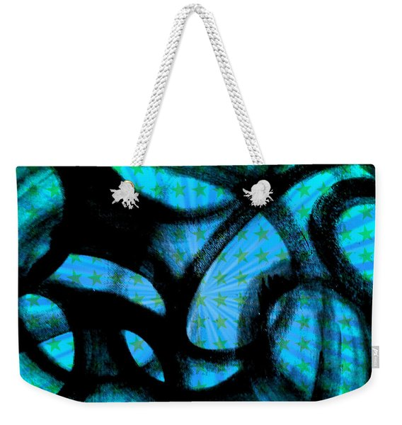 Star Soul Weekender Tote Bag