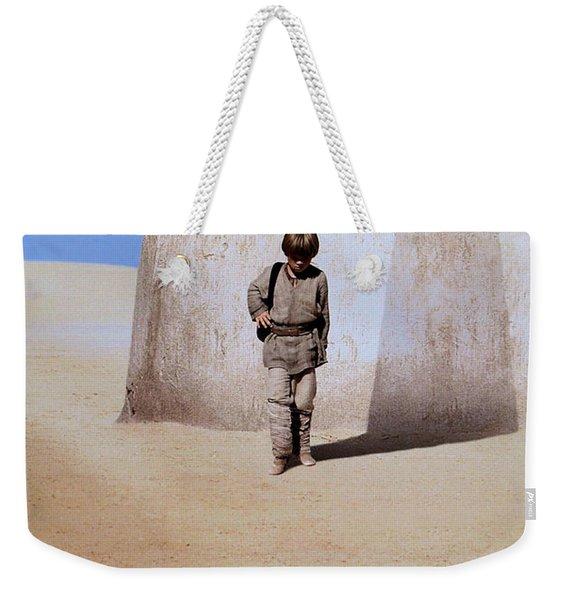 Star Wars Episode I - The Phantom Menace 1999 7 Weekender Tote Bag