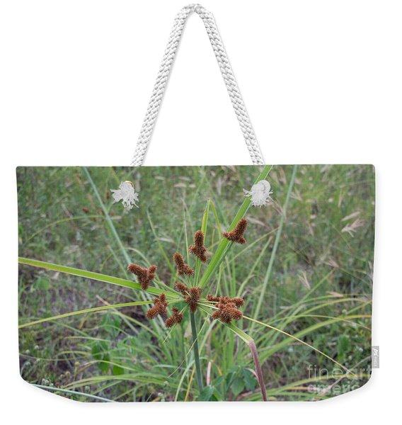 Starburst Of Nature Weekender Tote Bag