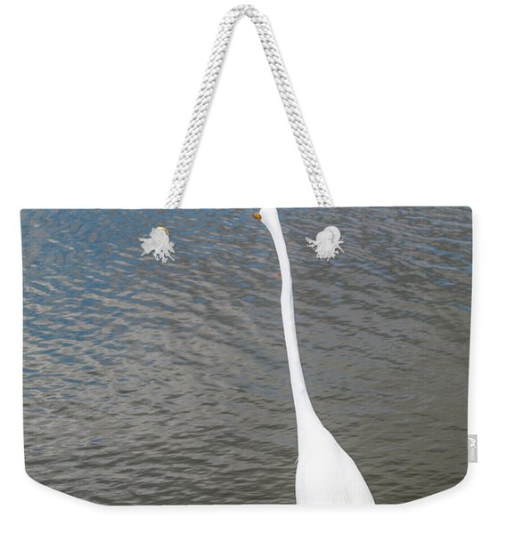 Staredown At Hunting Beach State Park - March 31, 2017 Weekender Tote Bag