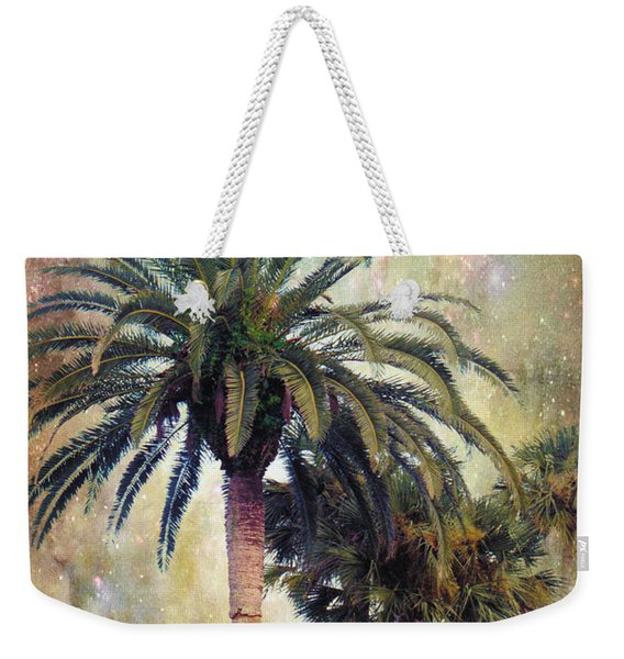 Starry Evening In St. Augustine Weekender Tote Bag